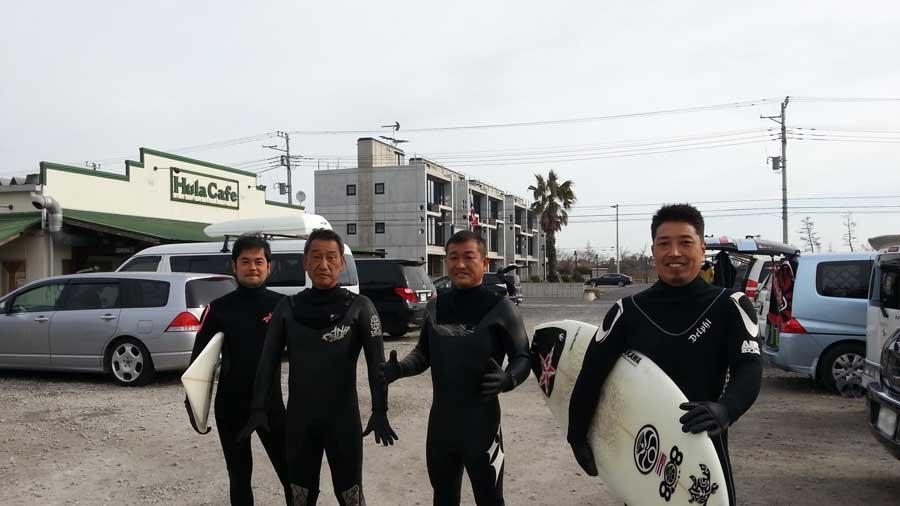 初一宮セッション〜G3 SURF〜