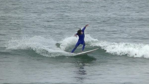 """""""DELTA"""" HIC Surfboards TEST RIDE"""