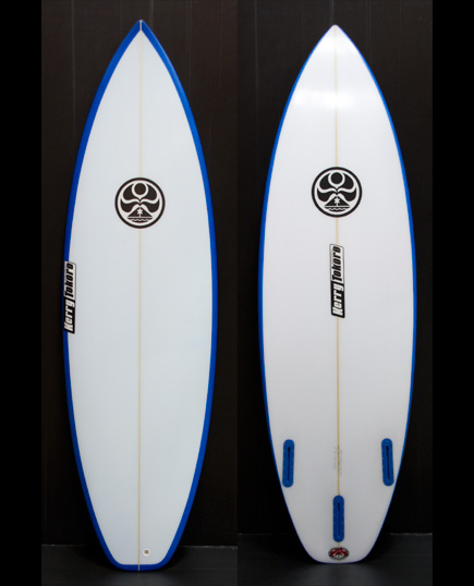 CHASE HIC SURFBOARDS KERRY TOKORO